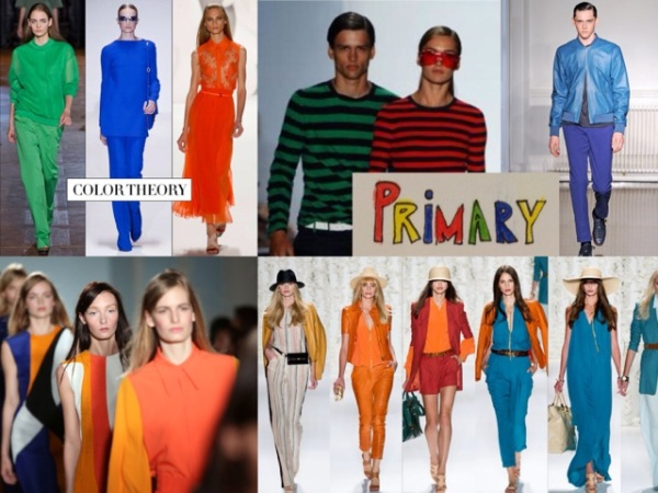 bold, primary colors are in for spring