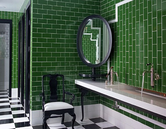Emerald-Green-in-Modern-Home-Interior4