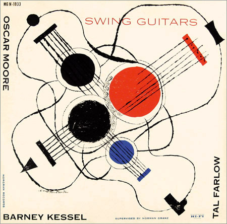 "Swing Guitars""  released 1957"