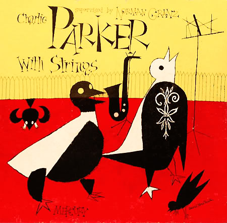 "Summertime"" Charlie Parker with Strings released 1949"