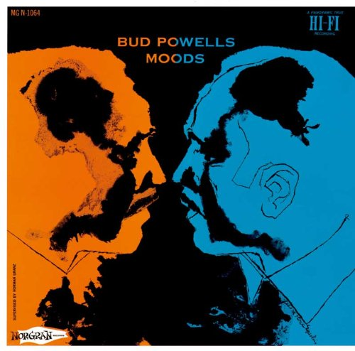 "Bud Powell's Moods"" is a studio album by jazz pianist Bud Powell, released in 1956"
