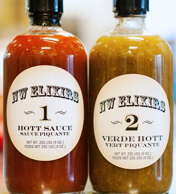 Artisanal hot sauce is twee.