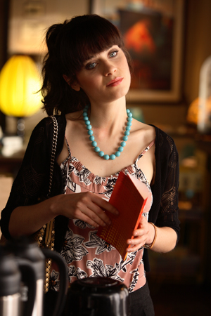 Zoe Deschanel is twee.